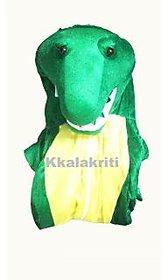 Crocodile sea water animal fancy dress costume for kids