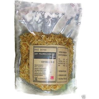 TINY-DRY PRAWNS-TINY-DRY SHRIMP- VERY SMALL SIZE-100 grams