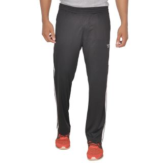 Scholar Mens Black Track Pants