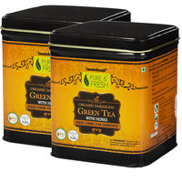 Healthbuddy Organic Green Tea With Herbs (Diabetes) 2 P