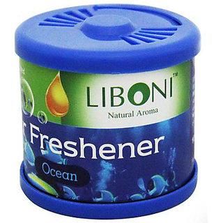 Liboni Natural Aroma Car Air Freshener - Ocean