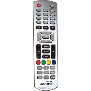 Genuine Dish Tv Dth Remote for Your Dish TV Set Top Box