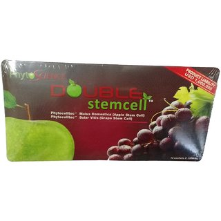 Double StemCell (Apple Grapes)-Anti Aging (14 Sachets) 10 pack