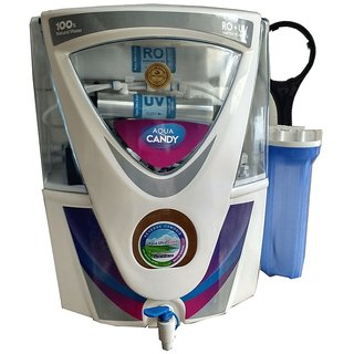 Aqua Ultra A1012 17L RO+UV+UF Water Purifier (Multicolor)