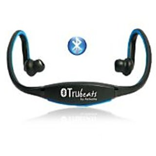 Amkette Tru Air Stereo Bluetooth for all A2DP Supports - Blue