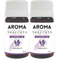 Biotrex Aroma Seacrets Lavender Multipurpose Skin Essential Oil (30ml) - Pack of 2