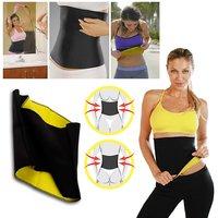 New Women Neoprene Body Shaper Set Slim Waist Belt Yoga Vest Shapers Hot