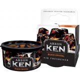 Areon Ken Car/Home/office Air Freshener - Black Crystal