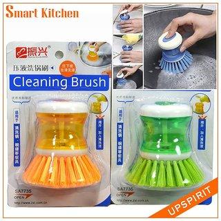 Smart Kitchen-Dish Washer Cleaning Brush
