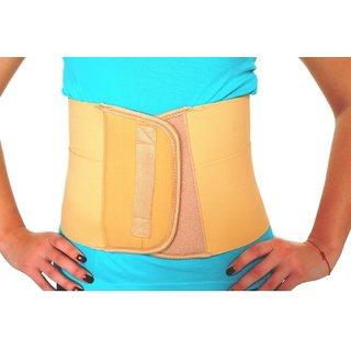 fec96b21c38 Buy Ache Cure Abdominal Belt 10 Small Back Abdomen Support (S, Beige) Online  @ ₹285 from ShopClues