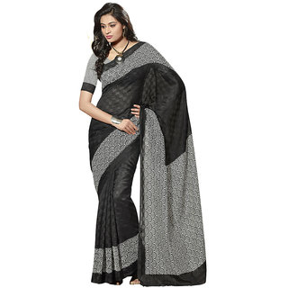 Vipul Womens Bhagalpuri silk Saree (Multicolor)