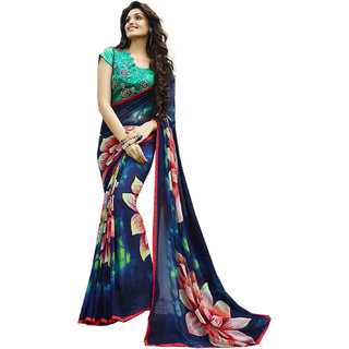 Ladies Flavour Presents Charming Multi Color Saree