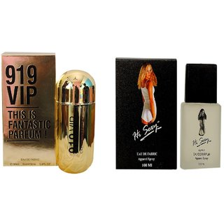 Ramco Exotic 919 VIP and  Hi Sexy Combo Perfume 100ML100ML