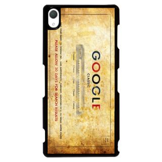 Sony Xperia Z 3 2D Mobile Case Cover
