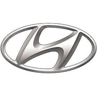 Hyundai Getz Front Logo Emblem