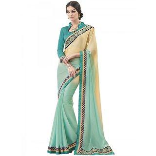 Multi Colour Part wear Saree