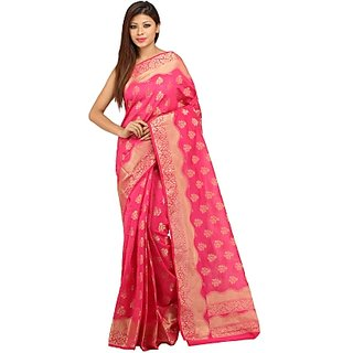 Banarasi Silk Cotton Saree