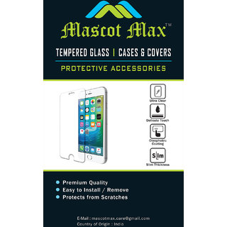 Lenovo K3 Note Tempered Glass for Lenovo K3 Note By mascot max available at ShopClues for Rs.179