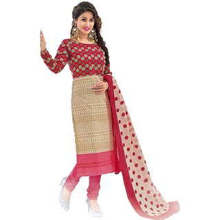 FastColors Womens Cotton Salwar Dress Material-501