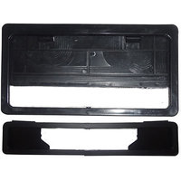 Bike Number Plates Frame - (number plates holders)-Front and Back