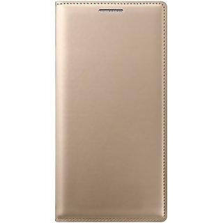 Oppo Neo 7 Golden Flip Cover