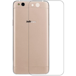 Mirox Transparent Back Cover  For Infocus M680