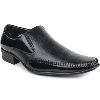 Pede Milan Men's Black Formal Shoes