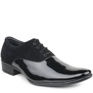 Pede Milan Men's Black Formal Shoes