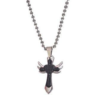 Men Style 2016  Jesus Tortoise Black Stainless Steel Jesus Cro