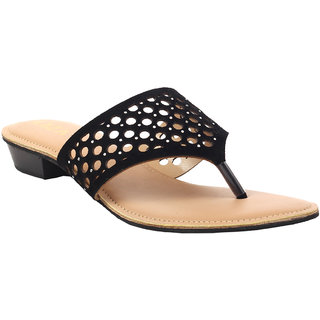 Liza Womens  Fashion Synthetic Black ( LIZA-1494 )