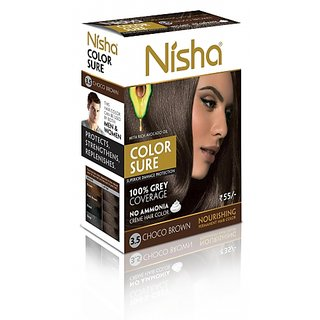 Nisha Color Sure