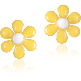 Sunny Flowers Gold Jewellery