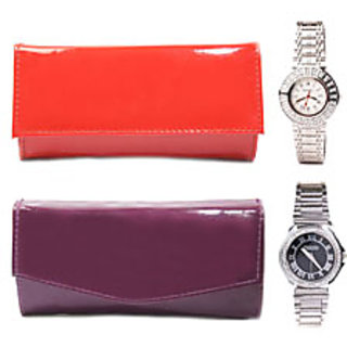 buy 2 clutch and get 2 watch absolutely free