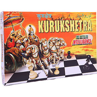 Techno Kurukshetra Chess Set Board Game