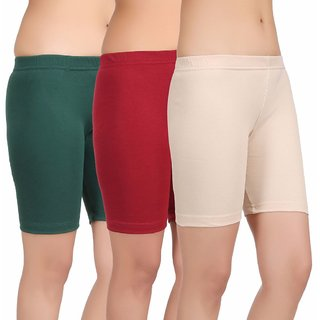 Care in 8101 Pack Of 3 Gym Shorts