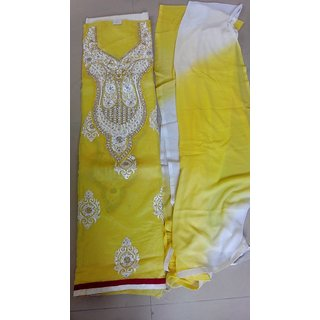 f9b1ae30019b Dress Materials - Buy Ladies Unstitched Suits Prices in India ...