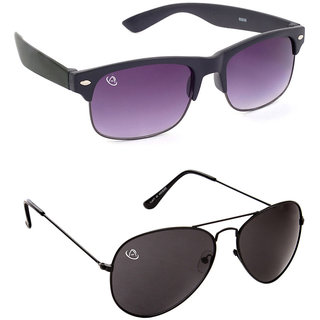 0a50e4a993 Buy Aventus Combo Clubmaster Aviator Unisex AvCOMS02S12 Online ...
