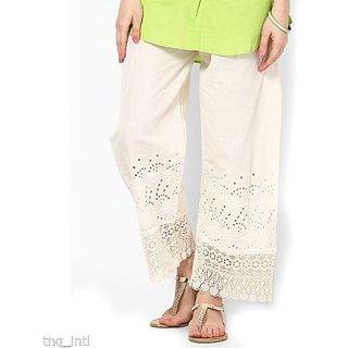 cotton palazzo /women beautiful palazzo pants/cotton palazzo/ free