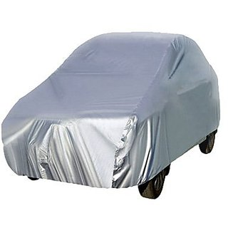 Ford Ecosport -Silver Car Body Cover