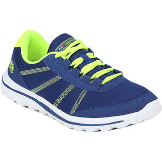 Lee Cooper Mens LC3579 Blue Sports Shoes Size-40