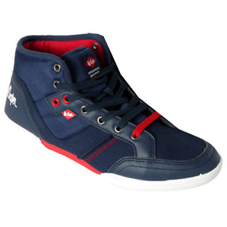 Lee Cooper Mens LC3516N Navy Casual Shoes Size-40