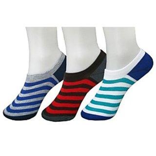 DDH Mens No Show Socks-3 pairs