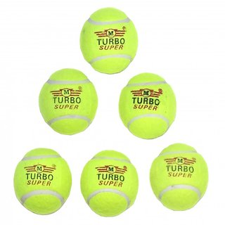 Paras Magic Turbo Super Yellow Tennis Ball