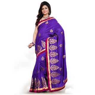 Xclusive Chhabra Georgette Blue Saree