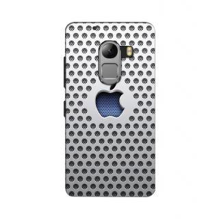 Instyler Premium Digital Printed 3D Back Cover For Lenovo A7010