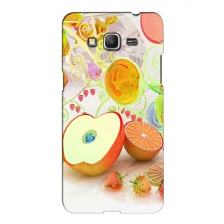 Instyler Premium Digital Printed 3D Back Cover For Samsung Galaxy Grand 3
