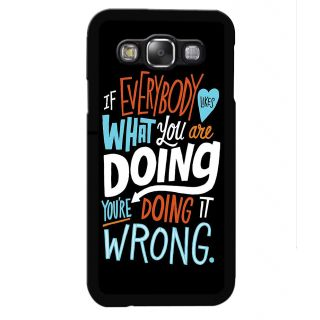 Instyler Digital Printed Back Cover For Samsung Galaxy J5
