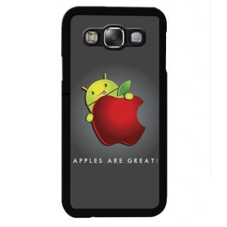 Instyler Digital Printed Back Cover For Samsung Galaxya 7 Duos