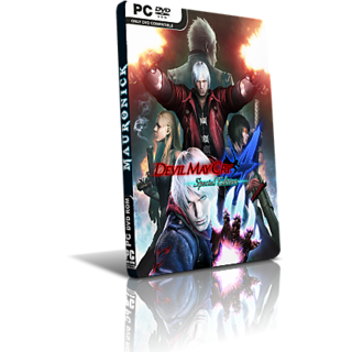 Devil May Cry 4 (PC GAME)