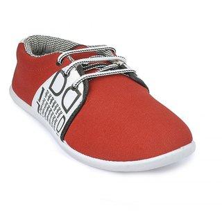 Oricum Footwear Red-137 Men/Boys Casual Shoes